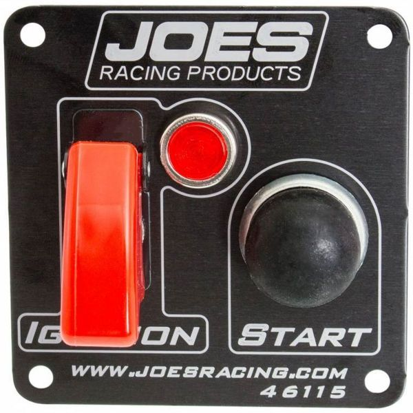 JOES Switch Panel: Ignition w/ Light, Start
